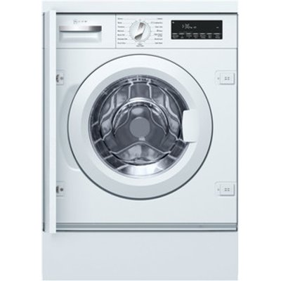 Neff W544BX0GB Built In 8kg 1400rpm Washing Machine in White A