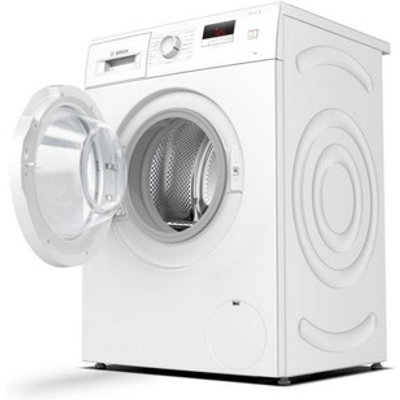 Bosch WAJ28008GB Washing Machine in White 1400rpm 7kg 2yr Gtee D Rated