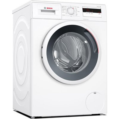 Bosch WAN28001GB Serie 4 Washing Machine in White 1400rpm 7Kg A Rated