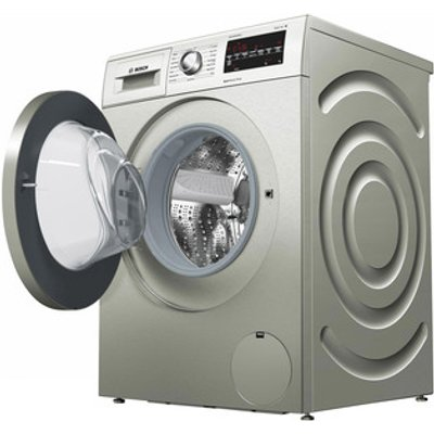 Bosch WAT2840SGB Serie 6 Washing Machine in Silver 1400rpm 9kg A
