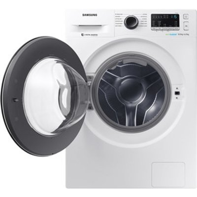 Samsung WD80M4B53JW ECO BUBBLE Washer Dryer in White 1400rpm 8kg 6kg