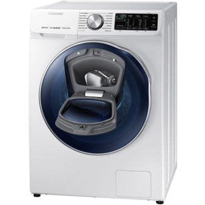 Samsung WD80N645OOW AddWash Washer Dryer in White 1400rpm 8kg 5kg A Ra