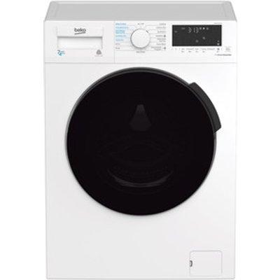 Beko WDB7426S1CW Washer Dryer in White 1200rpm 7kg 4kg