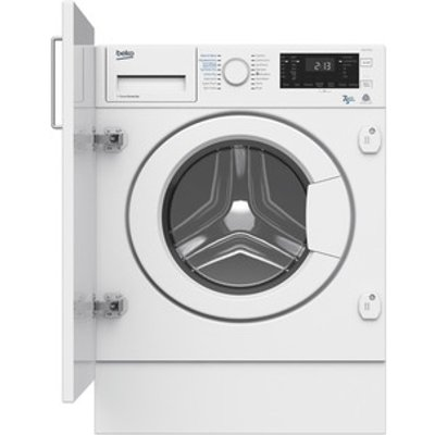 Beko WDIC752300F2 Built in Washer Dryer 1200rpm 7kg 5kg B Rated