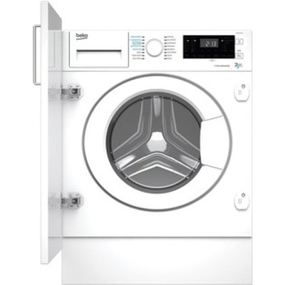 Beko WDIK752121F Built in Washer Dryer 1200rpm 7kg 5kg E Rated