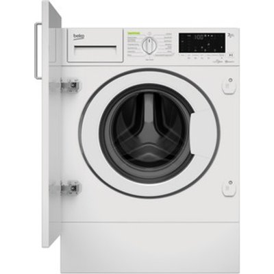 Beko WDIK752421F Built in Washer Dryer 1200rpm 7kg 5kg E Rated