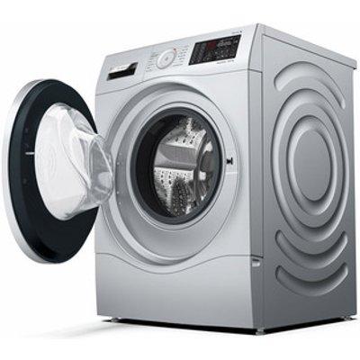Bosch WDU28568GB Washer Dryer in Silver 1400rpm 10kg 6kg Dry