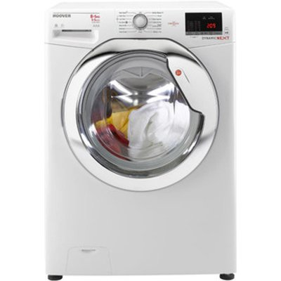 Hoover WDXOC585C Washer Dryer in White 1500rpm 8kg 5kg A Rated