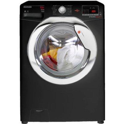 Hoover WDXOC585CB Washer Dryer in Black 1500rpm 8kg 5kg