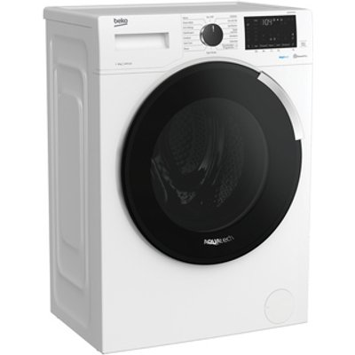 Beko WEC84P64E2W Washing Machine in White 1400rpm 8Kg A Rated