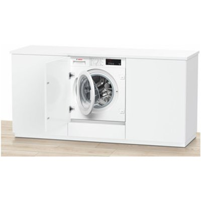 Bosch WIW28300GB Serie 6 Integrated Washing Machine 1400rpm 8Kg A