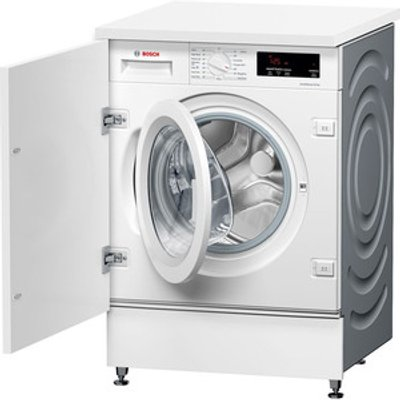 Bosch WIW28301GB Integrated Washing Machine 1400rpm 8kg C Rated