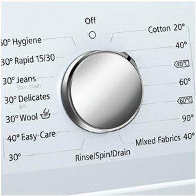 Siemens WM14T391GB IQ500 Washing Machine in White 1400rpm 8kg A Rated