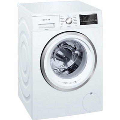 Siemens WM14T481GB Washing Machine in White 1400rpm 8kg A Rated