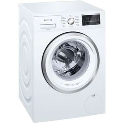 Siemens WM14T492GB Washing Machine in White 1400rpm 9kg A Rated