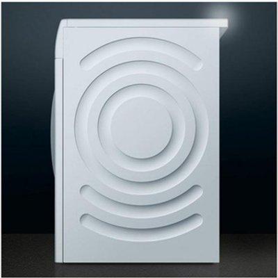 Siemens WM14UT83GB Washing Machine in White 1400rpm 8kg C Rated