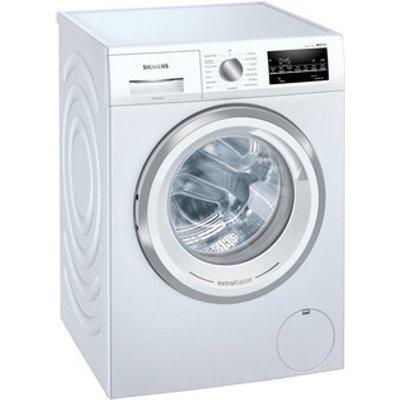 Siemens WM14UT93GB Washing Machine in White 1400rpm 9kg C Rated