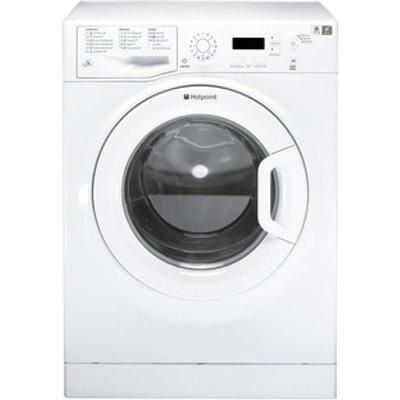 Hotpoint WMAQF621P AQUARIUS Washing Machine in White 1200rpm 6kg A