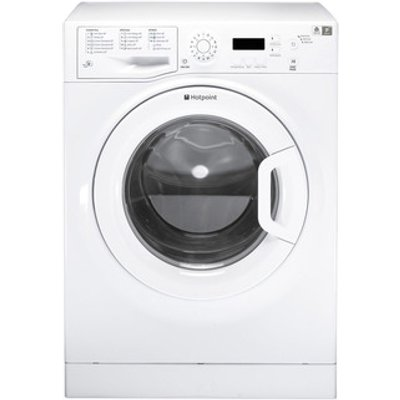 Hotpoint WMAQF641P AQUARIUS Washing Machine in White 1400rpm 6kg A Rat