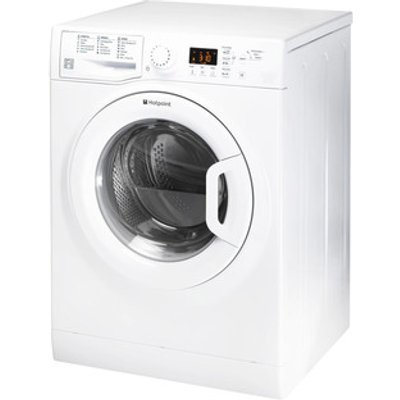 Hotpoint WMFUG1063P Washing Machine in White 1600rpm 10kg A Rated