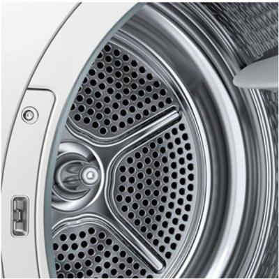 Siemens WT46G491GB 9kg Condenser Dryer in White 5yr Gtee
