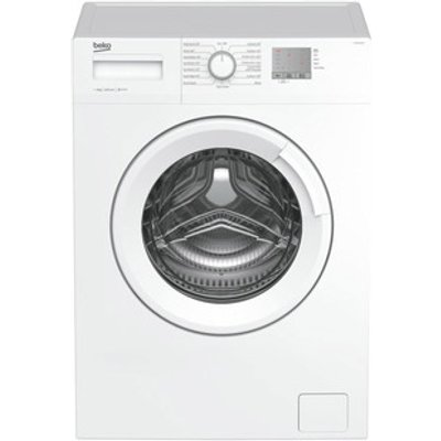 Beko WTG620M2W Washing Machine in White 1200 rpm 6Kg Slim Depth