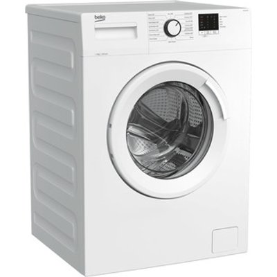 Beko WTK62041W Washing Machine in White 1200rpm 6Kg E Rated