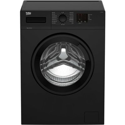 Beko WTK72041B Washing Machine in Black 1200 rpm 7Kg D Rated