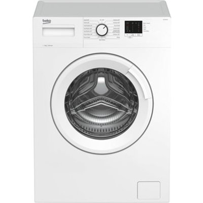 Beko WTK72041W Washing Machine in White 1200 rpm 7Kg D Rated