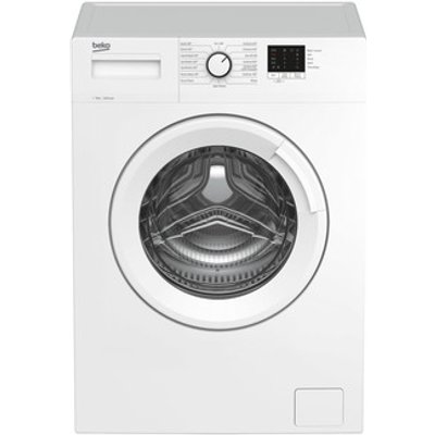 Beko WTK82041W Washing Machine in White 1200 rpm 8Kg C Rated