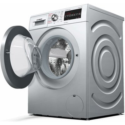 Bosch WVG3047SGB Serie 6 Washer Dryer in Silver 1500rpm 7kg 5kg A Rate