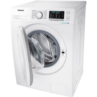 Samsung WW90J5455MW ECO BUBBLE Washing Machine in White 1400rpm 9kg A