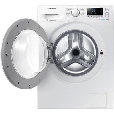 Samsung WW90J5456MW ECO BUBBLE Washing Machine in White 1400rpm 9kg A