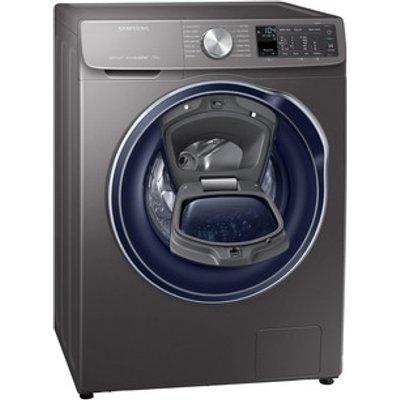 Samsung WW90M645OPO AddWash Washing Machine in Graphite 1400rpm 9kg A