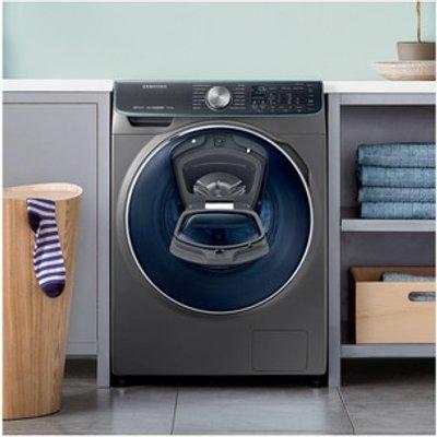 Samsung WW90M645OPO QuickDrive AddWash Washing Machine in Graphite 9kg