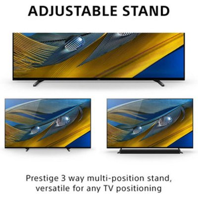 Sony XR65A80JU 65 4K HDR UHD Smart OLED TV Surface Audio Google TV