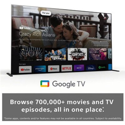 Sony XR83A90JU 83 4K HDR UHD Smart OLED TV Surface Audio Google TV