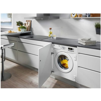 Zanussi Z712W43BI 60cm Integrated Washing Machine 1200rpm 7kg A