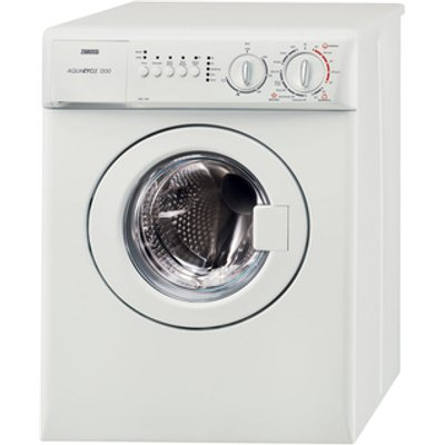 Zanussi ZWC1301 Compact Washing Machine in White 1300rpm 3kg