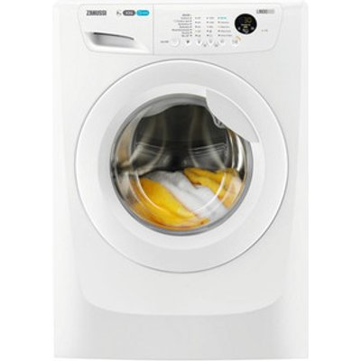 Zanussi ZWF91283W LINDO300 Washing Machine in White 1200rpm 9kg A