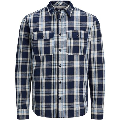Jack & Jones Hemd Jj30cpo Shirt L/s 12177746   JACK & JONES SALE
