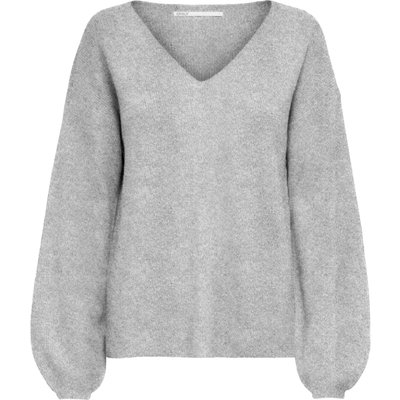 Only Pullover Onlatia V-neck L/s Pullover Cc Knt 15219695 | ONLY SALE