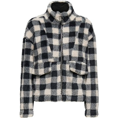 Only Pullover Onldalina L/s Teddy Swt 15216686 | ONLY SALE