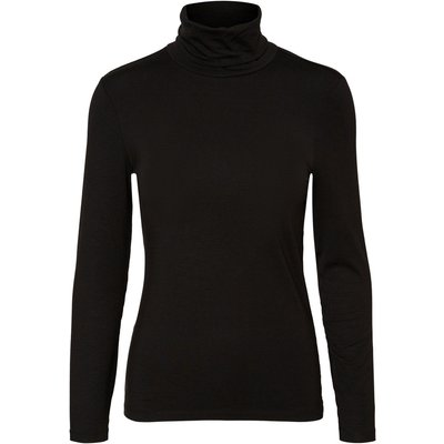 Vero Moda Pullover Vmava Lulu Ls Rollneck Blouse Ga Noos 10219220 | VERO MODA SALE