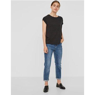 Vero Moda T-Shirt Vmava Plain Ss Top Ga Noos 10187159   VERO MODA SALE