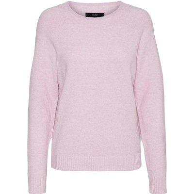 Vero Moda Pullover Vmdoffy Ls O-neck Blouse Ga Noos 10201022 | VERO MODA SALE