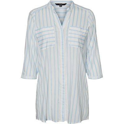 Vero Moda Bluse Vmerika 3/4 Tunic Color 10230766 | VERO MODA SALE
