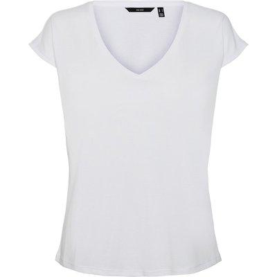 Vero Moda T-Shirt Vmfilli Ss V-neck Tee Ga Noos 10247666 | VERO MODA SALE