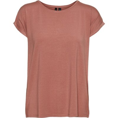 Vero Moda T-Shirt Vmlava Plain Ss Top Lurex Strip Ga Color 10226803 | VERO MODA SALE