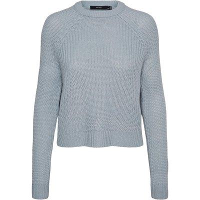 Vero Moda Pullover Vmlea Ls O-neck Raglan Blouse Noos 10247553 | VERO MODA SALE